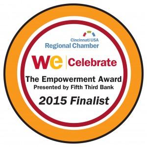 WE Celebrate Empowerment Award Icon